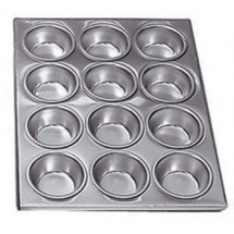 Adcraft AMP-12 Muffin Pan