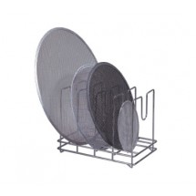 Allied Metal PSR10 4 Slot Pizza Screen Rack
