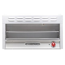 "American Range ARCM-48 48"" W Cheese Melter/Broiler with 2 Infra-Red Burners"