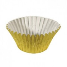 Ateco 6401 Gold Baking Cups