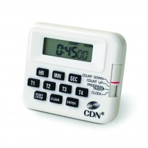 CDN PT1A 4-Event Timer and Clock