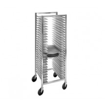 Channel PR-26 26 Pan Pizza Pan Rack