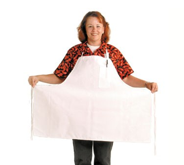 Chef Revival 600BAW-XL Extra Wide White Bib Apron