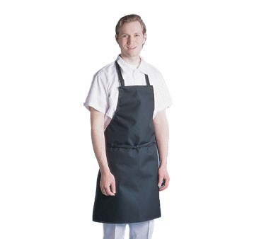 Chef Revival 601MAJ-BK Institutional Majesty Bib Apron