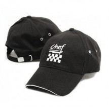 Chef Revival H064BK Black Baseball Hat