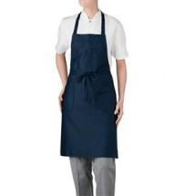 Chefwear 1665-73 Navy Three Pocket Apron