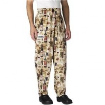 Chefwear 3000-203 Vintage Baggy Chef Pants