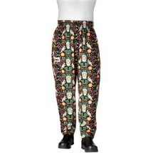 Chefwear 3000-51 Carnival Baggy Chef Pants
