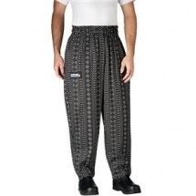 Chefwear 3000-83 Tribal Spirit Baggy Chef Pants
