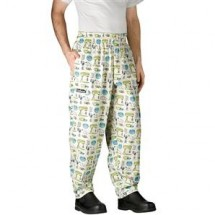 Chefwear 3000-94 Mix It Up Baggy Chef Pants