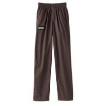 Chefwear 3100-15 Chocolate Traditional Chef Pants