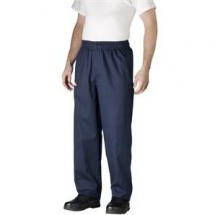 Chefwear 3100-58 Navy Houndstooth Traditional Chef Pants