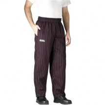 Chefwear 3100-61 Toque Stripe Traditional Chef Pants