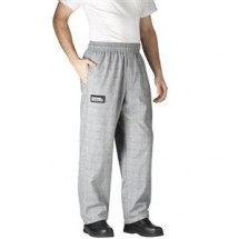 Chefwear 3100-93 Glenn Plaid Traditional Chef Pants