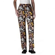 Chefwear 3150-13 Mushroom Women's Low Rise Chef Pants