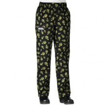 Chefwear 3150-16 Artichoke Women's Low Rise Chef Pants