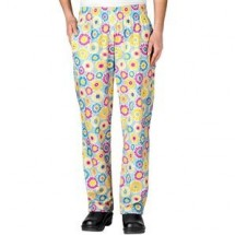 Chefwear 3150-201 Sunflower Women's Low Rise Chef Pants