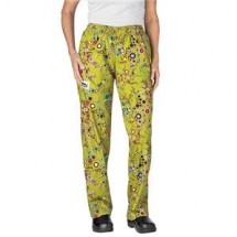 Chefwear 3150-204 Effervescence Women's Low Rise Chef Pants