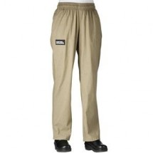 Chefwear 3150-34 Grain Women's Low Rise Chef Pants