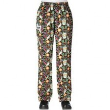 Chefwear 3150-51 Carnival Women's Low Rise Chef Pants