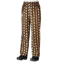 Chefwear 3150-67 Cupcake Women's Low Rise Chef Pants