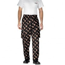 Chefwear 3200-87 Flying Pigs Cargo Pants