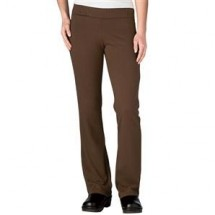 Chefwear 3350-15 Brown Women's Yoga Fusion Pant