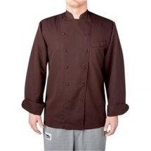 Chefwear 4105-BW Brown Emperor Jacket