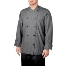 Chefwear 5000-32 Charcoal Lined Traditional Jacket