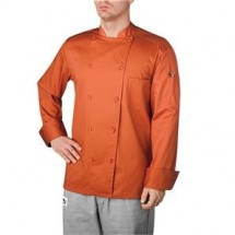 Chefwear 5005-124 Sweet Potato Traditional Organic Jacket