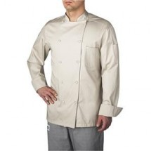 Chefwear 5005-125 Stone Traditional Organic Jacket
