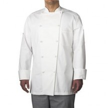 Chefwear 500T-40 White Traditional Tall Jacket
