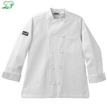 Chefwear 5021-40 White Womens Organic Jacket