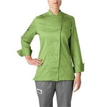 Chefwear 5021-AV Avocado Womens Organic Jacket