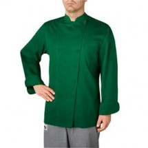 Chefwear 5070-GR Green Windsor Chef Jacket