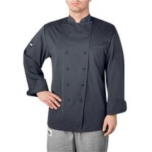 Chefwear 5070-GY Gray Windsor Chef Jacket