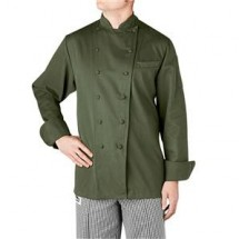 Chefwear 5070-OL Olive Windsor Chef Jacket