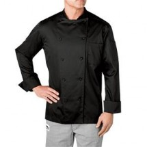 Chefwear 5120-BK Black Vented Jacket