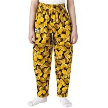 Chefwear 8200-21 Lemons Pint Size 'Kids' Pants