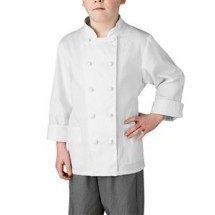 Chefwear 8700 White Pint Kids Jacket