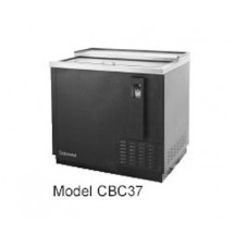Continental CBC37 Flat Top Bottle Cooler 37