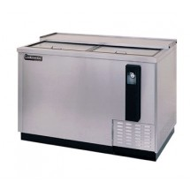 Continental CBC50-SS Flat Top Bottle Cooler 50
