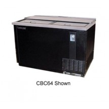 Continental CBC64-SS Flat Top Bottle Cooler 64