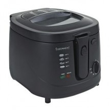Continental CE23379 Deep Fryer in Black