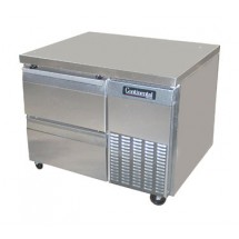 Continental CRB42-D Refrigerated Base 42
