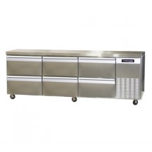Continental CRB92-D Refrigerated Base 92