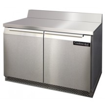 Continental SW48-BS-FB Work Top Refrigerator 48