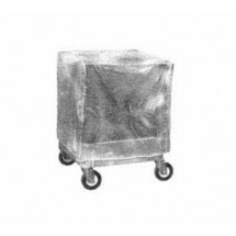 CresCor 5234-000 Vinyl Dust Cover