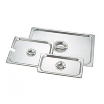 Crestware 5190 Steam Table Pan 1 / 9 Size Flat Cover