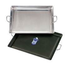 Crestware GRIDMX Medium Dupont Supra Select Non-Stick Aluminum Griddle
